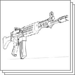 小銃 自動